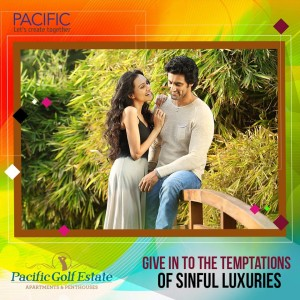 Luxury Apartment in Dehradun Pacific Golf Estate