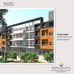 property for sale in moradabad, pacific star homes