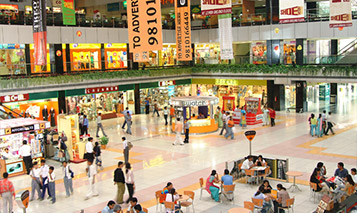 best shopping mall in ghaziabad